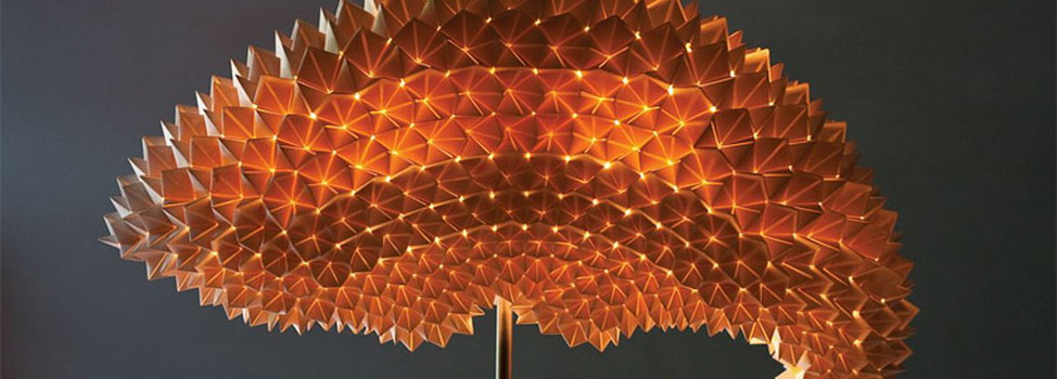 Лампа «Хвост дракона» от дизайнера Kenneth Cobonpue