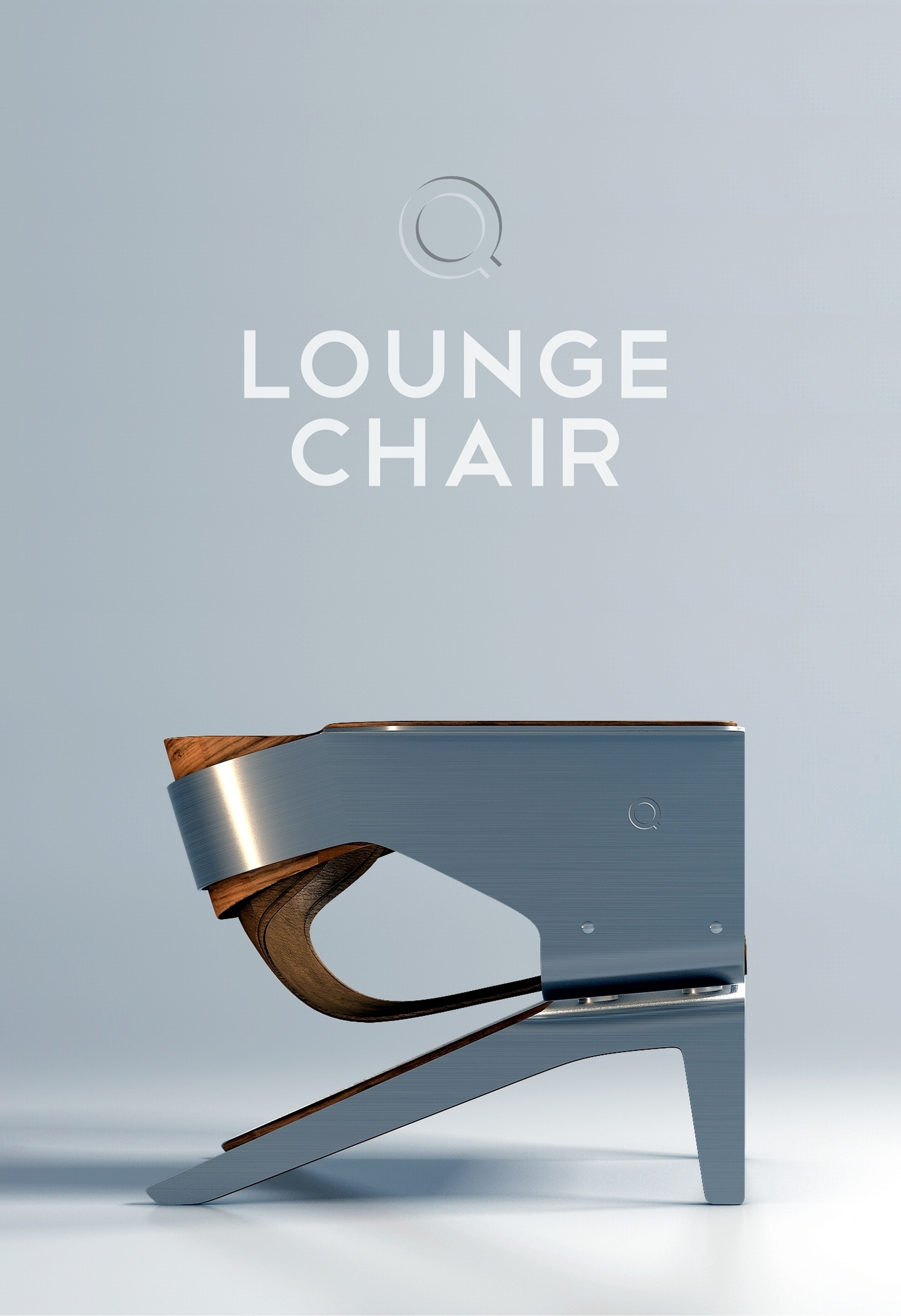 кресло Q Lounge Chair